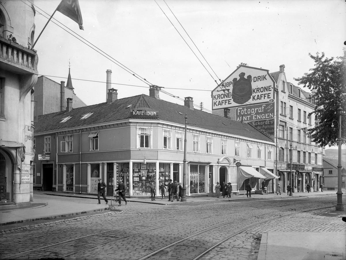 Krysset Olav Tryggvasons gate og Krambugata