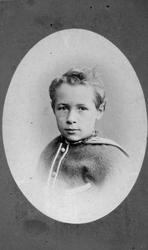 Christian Thams 7 år.