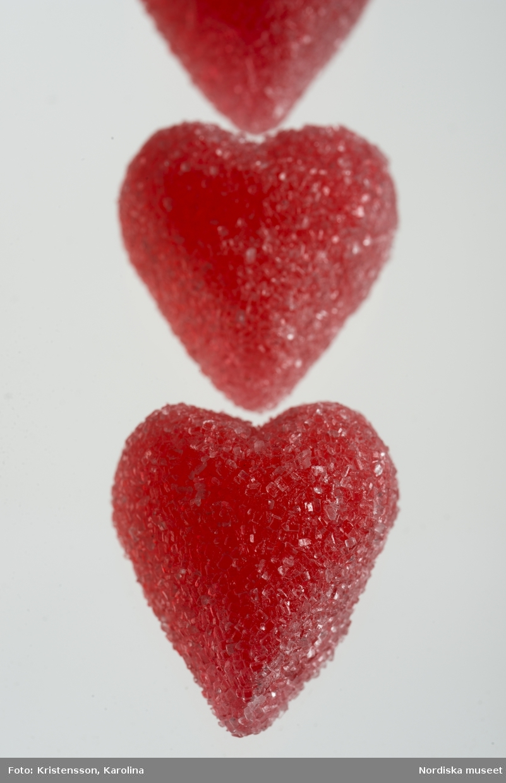 Geléhjärtan, godis, hjärta