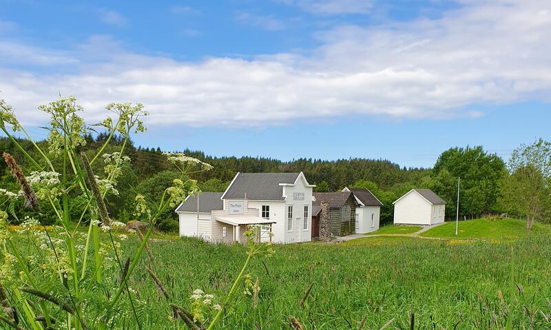 Prærielandsbyen (Foto/Photo)