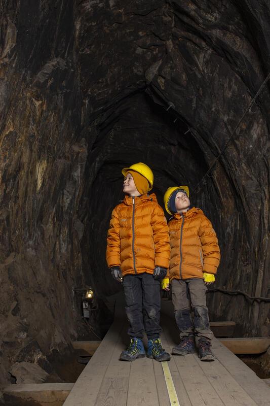 Sølvgruvene - gutter på tur (Foto/Photo)