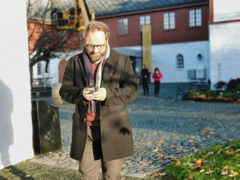 Multitasking er daglig kost for en som skal sjonglere to museer samtidig. Foto: Ringve Musikkmuseum (Foto/Photo)