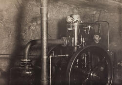 Luftkompressor Samuel gruve (Foto/Photo)