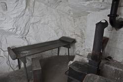 Stigeroppholdet i Kongens gruve (Foto/Photo)