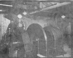 Kraftstasjonen i Kongens gruve (Foto/Photo)
