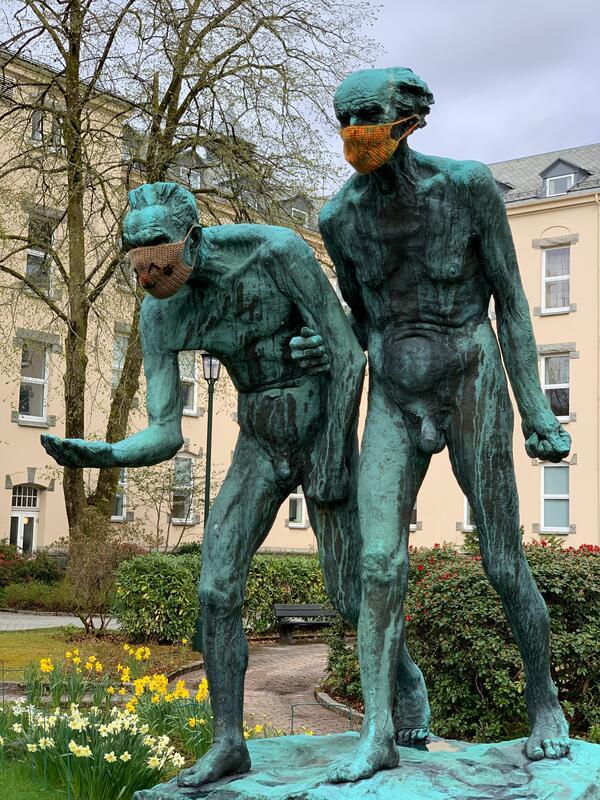 Gustav Vigelands statue Tiggerne. Foto: Siri Økland. (Foto/Photo)