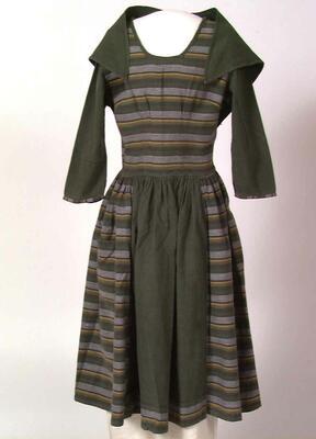Kjole fra 1960-tallet. (Foto/Photo)