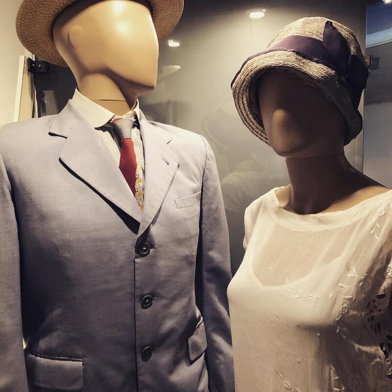 Kjole og dress fra 1920-tallet (Foto/Photo)