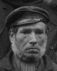 Hytteknekt Johan Nilsen (1825-1899) (Foto/Photo)
