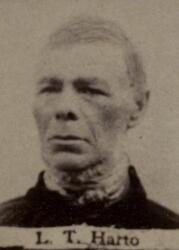 Fyrvarter Lars T. Harto (1821-1898) (Foto/Photo)