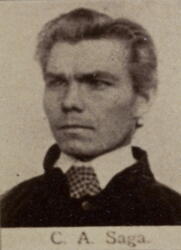 Borhauer Christian A. Saga (1862-1936) (Foto/Photo)