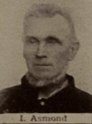 Berghallvarter Johan S. Asmann (1834-1902) (Foto/Photo)