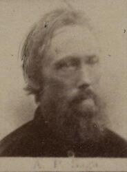Tømmermann Anders P. Saga (1832-1912) (Foto/Photo)