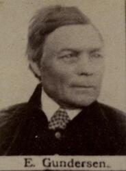 Murer Ellef Gundersen (1834-1889) (Foto/Photo)