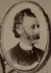 Bergmester Carl Anton Paaske (1827-1911) (Foto/Photo)