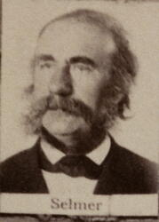 Forstbetjent Jens Andreas Selmer (1835-1907) (Foto/Photo)