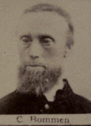 Tømmermann Christian Bommen (1829-1912) (Foto/Photo)