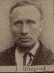 Myntarbeider John P. Bringsrud (1835-1914) (Foto/Photo)