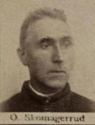 Sjakthauer Ole E. Skomagerrud (1841-1905) (Foto/Photo)