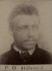 Borhauer Peder O. Hillestad (1865-1919) (Foto/Photo)