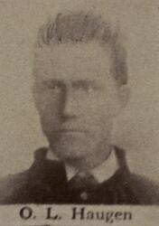O. L. Haugen (Foto/Photo)