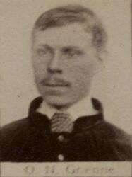 Borhauer Ole N. Green (1863-1950) (Foto/Photo)