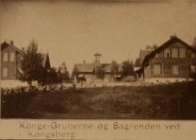 Historisk bilde Saggrenda (Foto/Photo)
