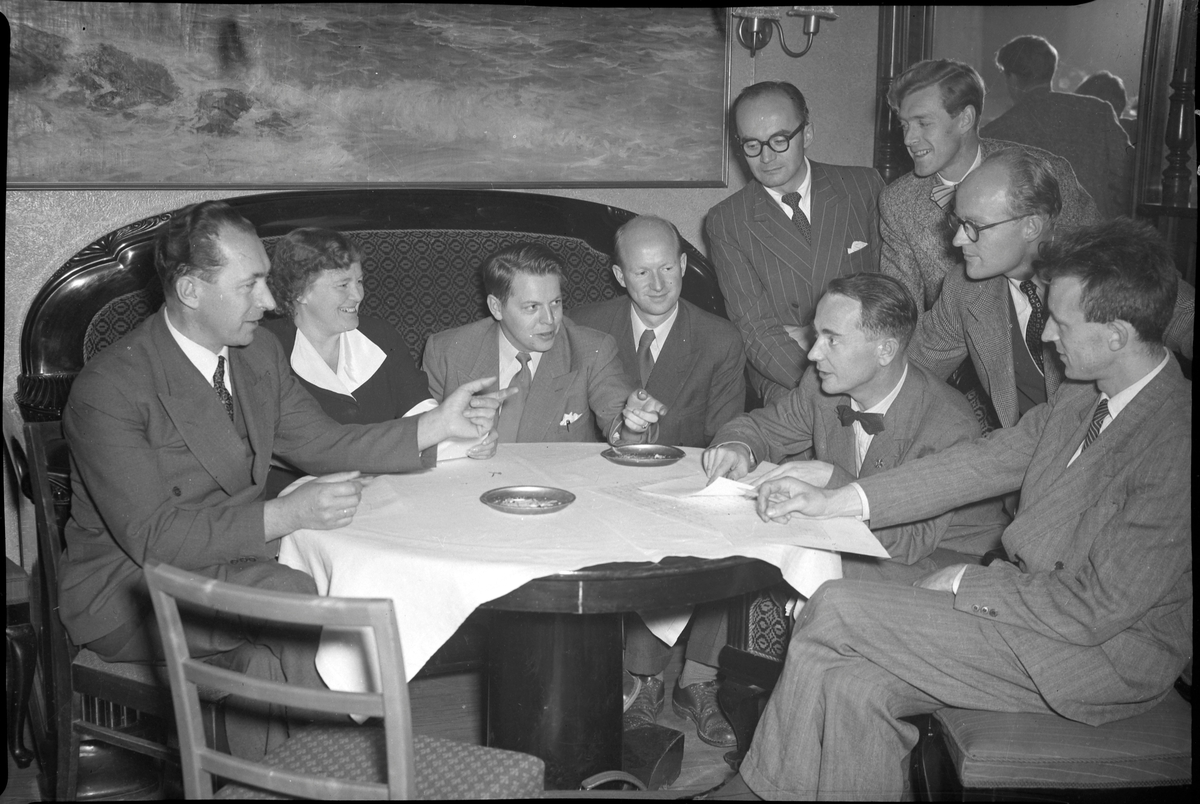 Yrkesveiledere, møte i Trondheim