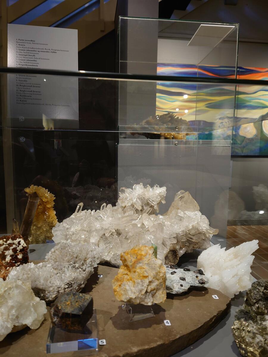 Mineraler (Foto/Photo)