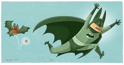 Batman_-_Egil_Nyhus.jpg. Foto/Photo