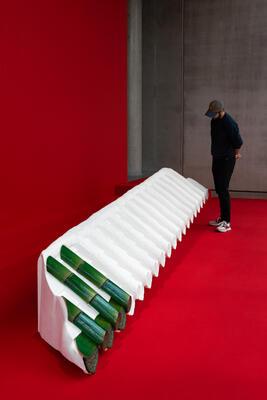 Lap-See_Lam_Beyond_Between_2018_installation_view_Trondheim_kunstmuseum._Photo_Susann_Jamty.jpg. Foto/Photo