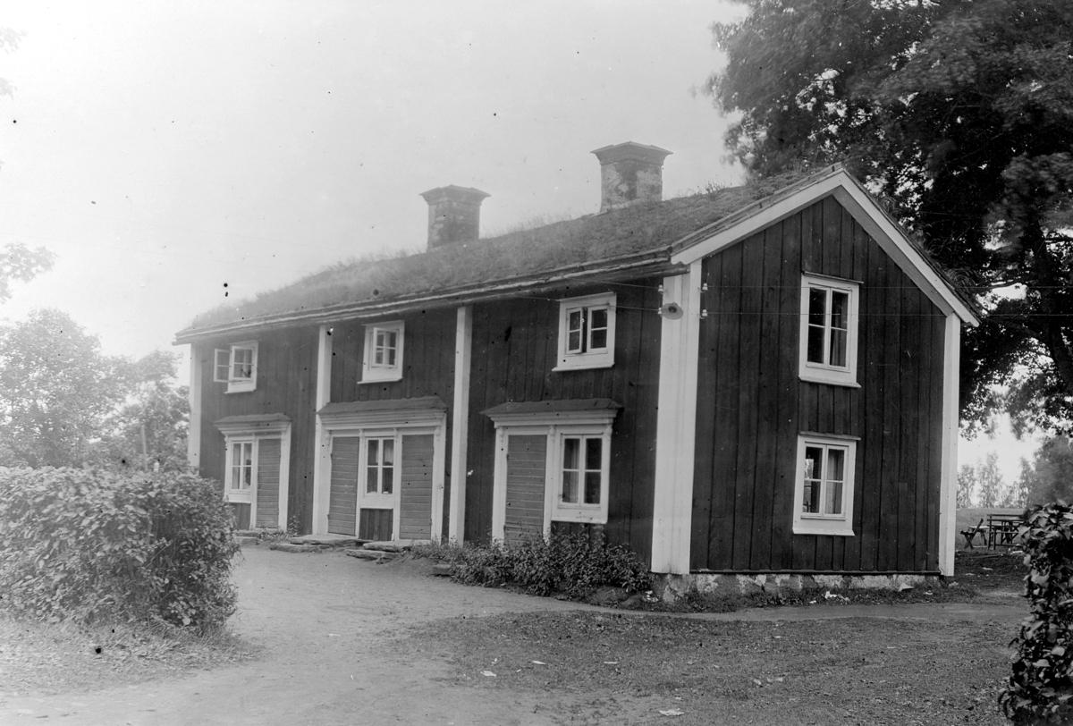 Siggebohyttans bergsmansgård, västra flygelbyggnaden.