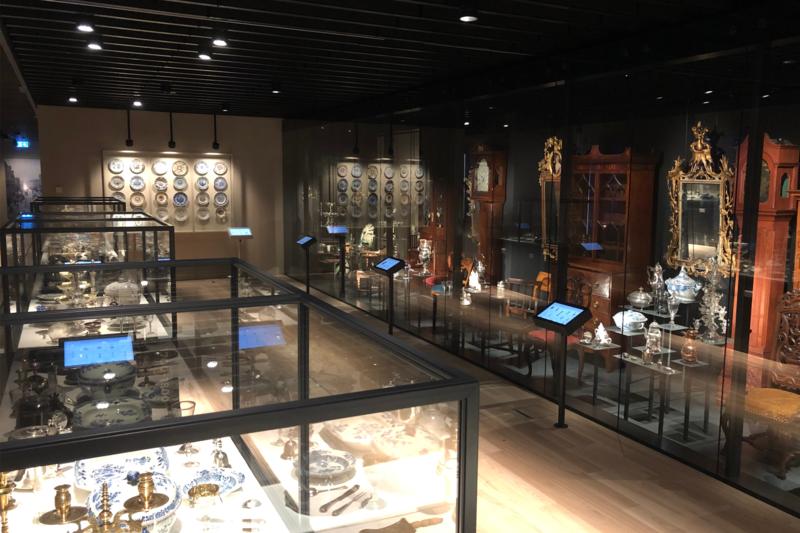 """Kulturio Pro brukes i Norsk folkemuseums utstilling """"Tidsrom"""". (Foto/Photo)"""