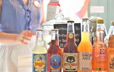 Drikkevarer.JPG. Foto/Photo