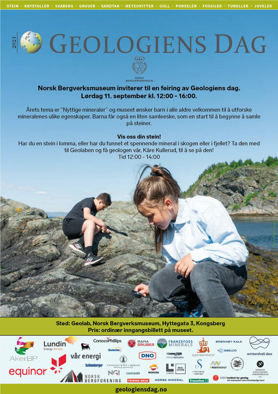 Geologiens dag i Geolaben (Foto/Photo)