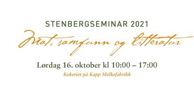Stenbergseminaret_2021_liten.jpg. Foto/Photo