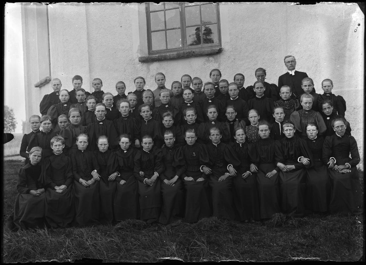 Nattvardsbarn från Lekåsa