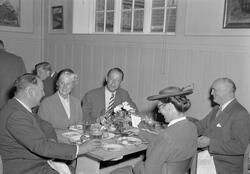 Bryggerilaugets lunsj ved E.C. Dahls bryggeri