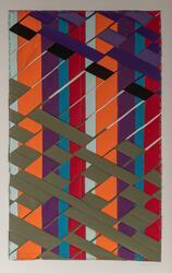 Vevde skisser nr. 124 av 131 [Tre og tekstil]