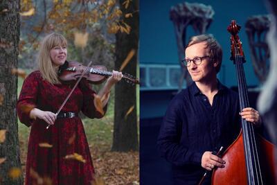 Britt Pernille Frøholm og Sigurd Hole. Foto/Photo