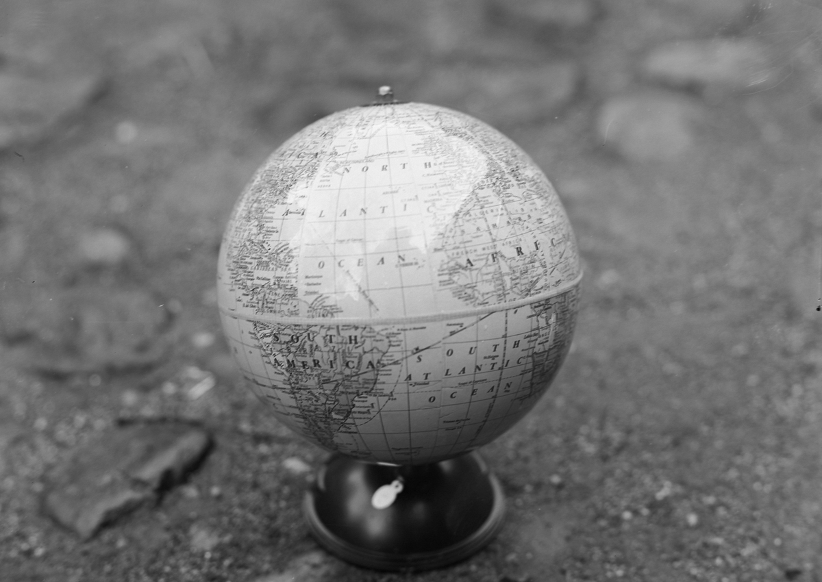 En globus
