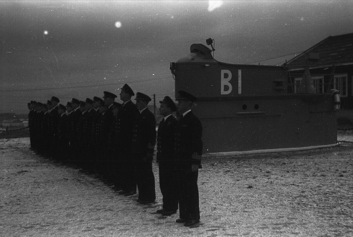Ubåt-våpenets 40-årsjubileum