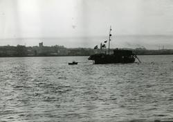 Gunnar Jonssons undersökningsresa till Västkusten juni 1940.