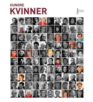Hundre kvinner, forside bok. Foto/Photo