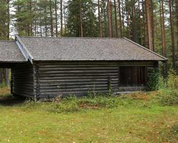 Løe fra Langnebba, Åsnes Finnskog