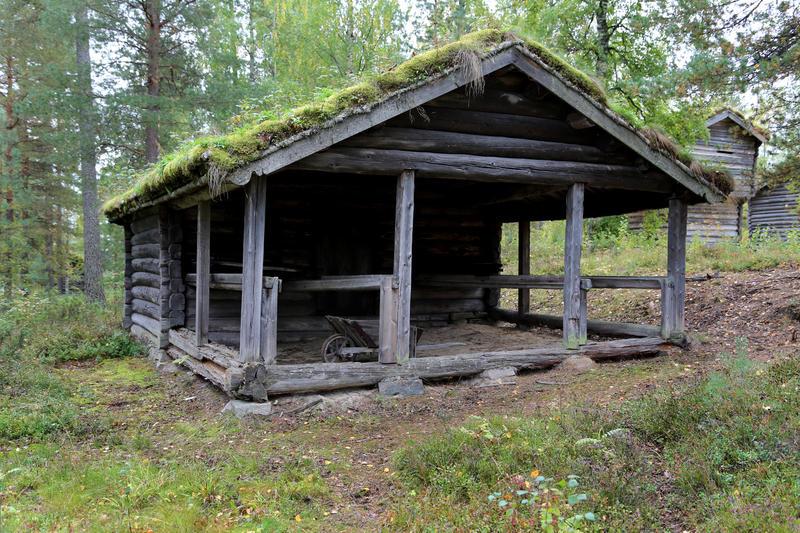 Badstue fra Hanestad (Foto/Photo)
