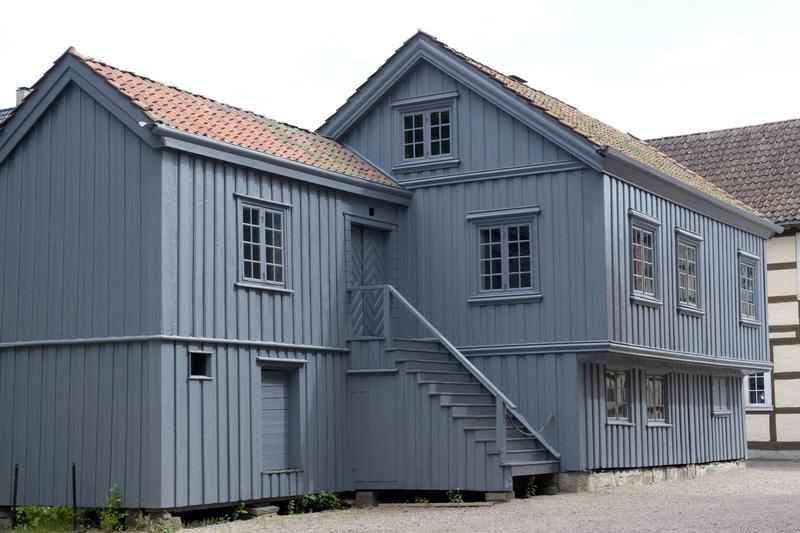 Bygård fra Kragerø