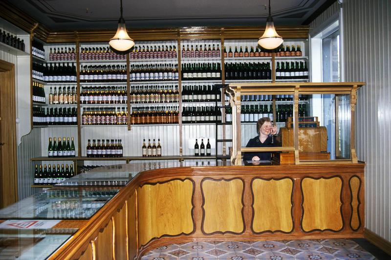 Vinmonopolutsalg