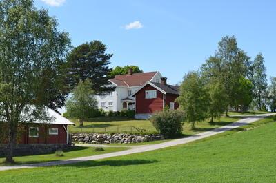 Englaug, Edvard Munchs fødested.