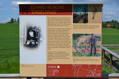 Info board at Englaug. (Foto/Photo)